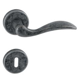 Türgriff TUPAI LEA - R 1948 - OGA - Antik grau