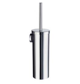 WC-Bürste mit Metallbehälter SMEDBO HOME - Chrom glänzend