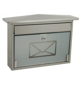 Briefkasten X-FEST ROBIN inox