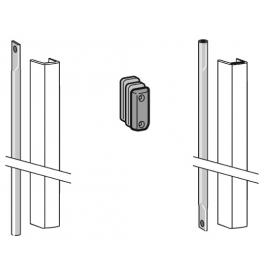 DORMA PHX 04 F - Set závory s krytom pre krídlo dverí s výškou 2270 mm