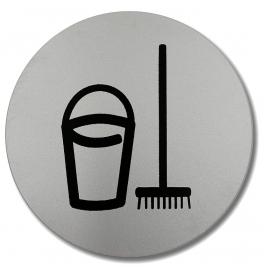 Piktogramm Putzraum