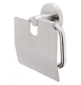 Toilettenpapierhalter mit Deckel NIMCO UNIX INOX UNM 13055B-10