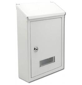 Briefkasten X-FEST CT3 - Weiß