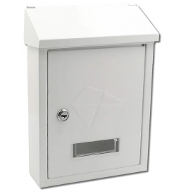 Briefkasten X-FEST ERIK - Weiß