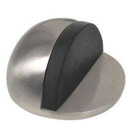 Nalepovacia zarážka dverí polkopulka - ONS - Nickel geschliffen