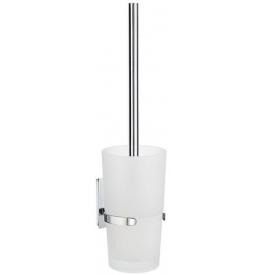 WC-Bürste mit Glasbehälter SMEDBO POOL ZK333